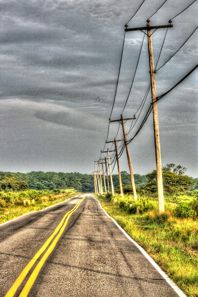 old montauk highway